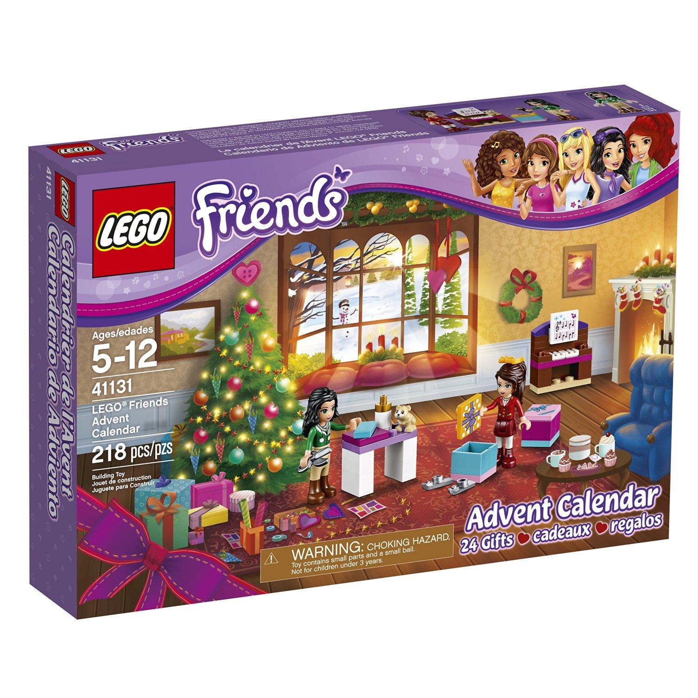 2016 LEGO advent calendars
