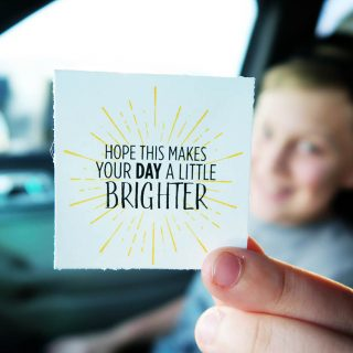 Making a Brighter Difference – Free Printable Cards