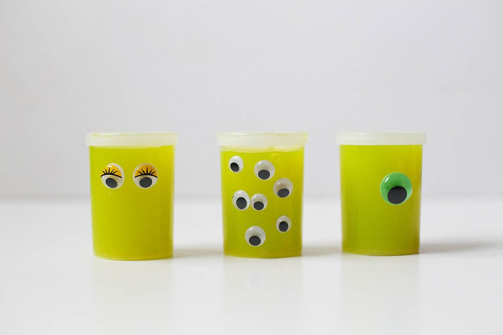 Put Some Eyeballs On It – Easy Halloween Craft