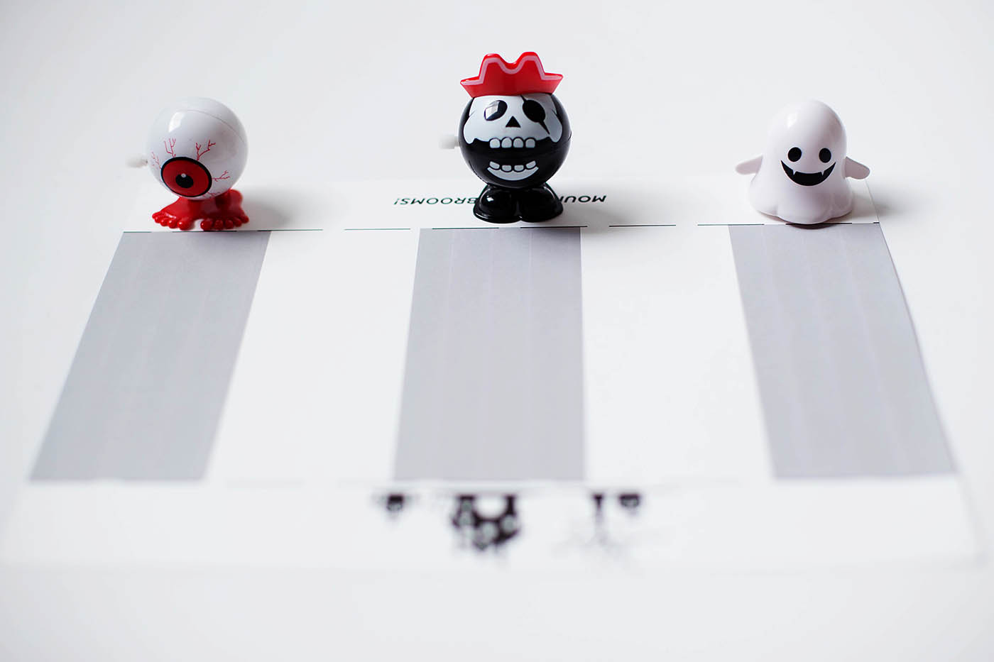 Printable Halloween Race Game from All for the Boys blog