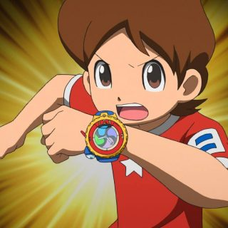 Yo-kai Watch: The Movie onOctober 15, 2016 Only!