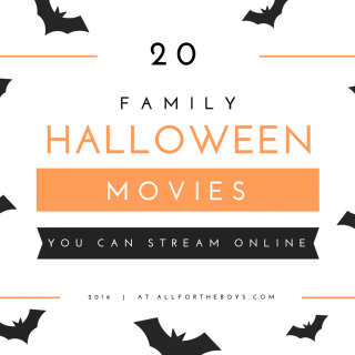 Family Halloween Movies You Can Stream Online