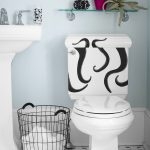 Toilet Tentacles - easy DIY Halloween decor idea