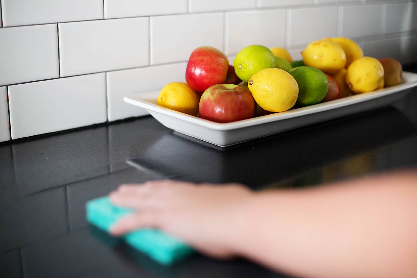 Tips for keeping your house clean with kids #HealthierHousekeeping #PlantBased #NaturalCleaning