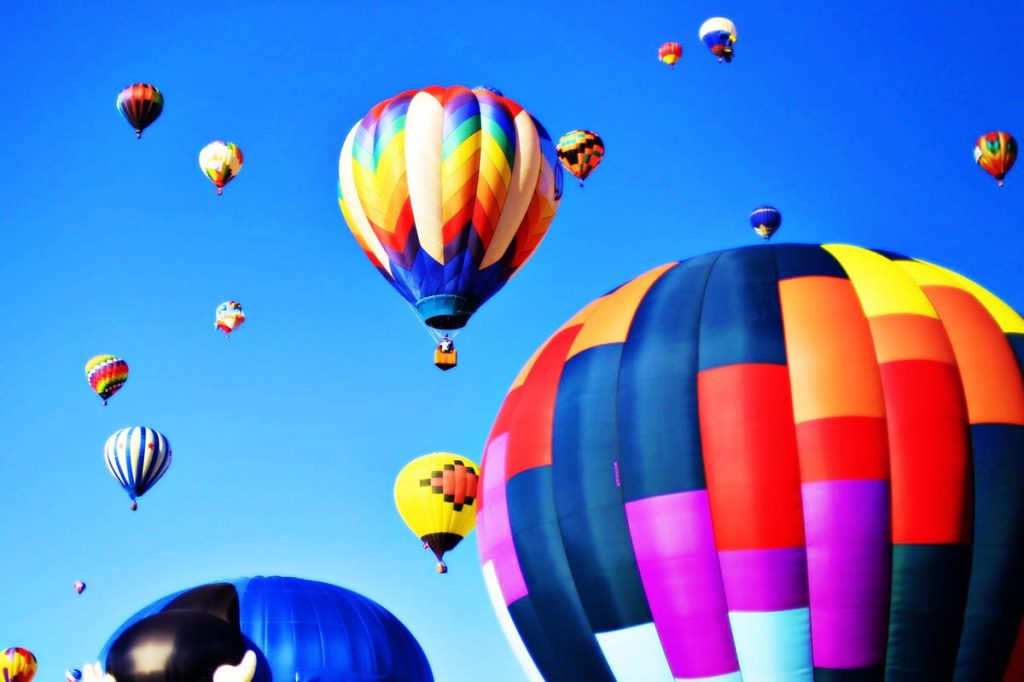 Albuquerque Balloon Fiesta with AT&T GoPhone + a Giveaway