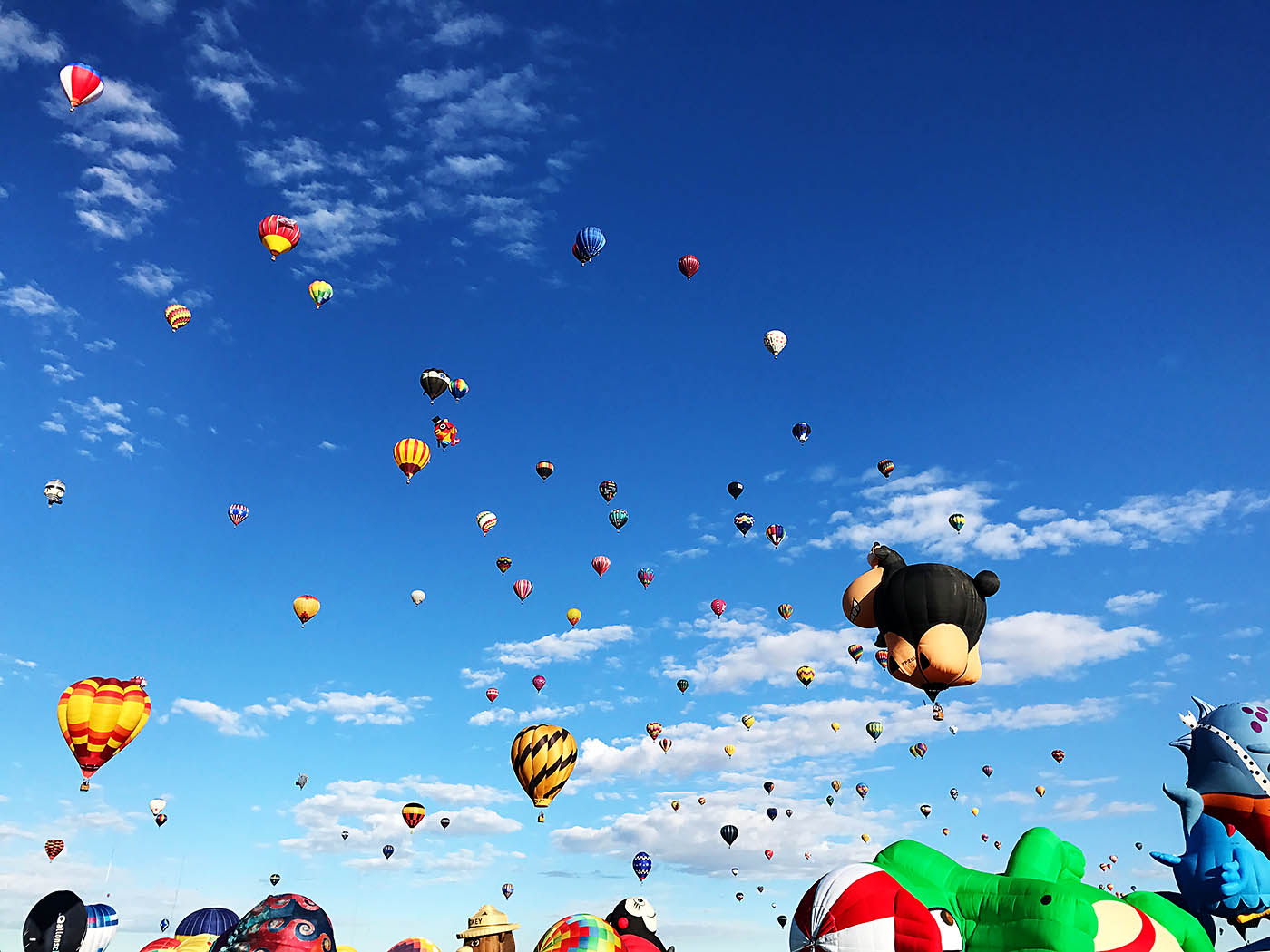 Albuquerque International Balloon Fiesta with AT&T GoPhone