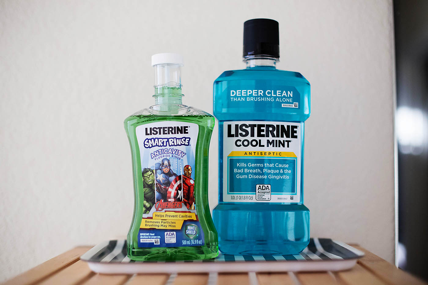 Listerine Bold Percent