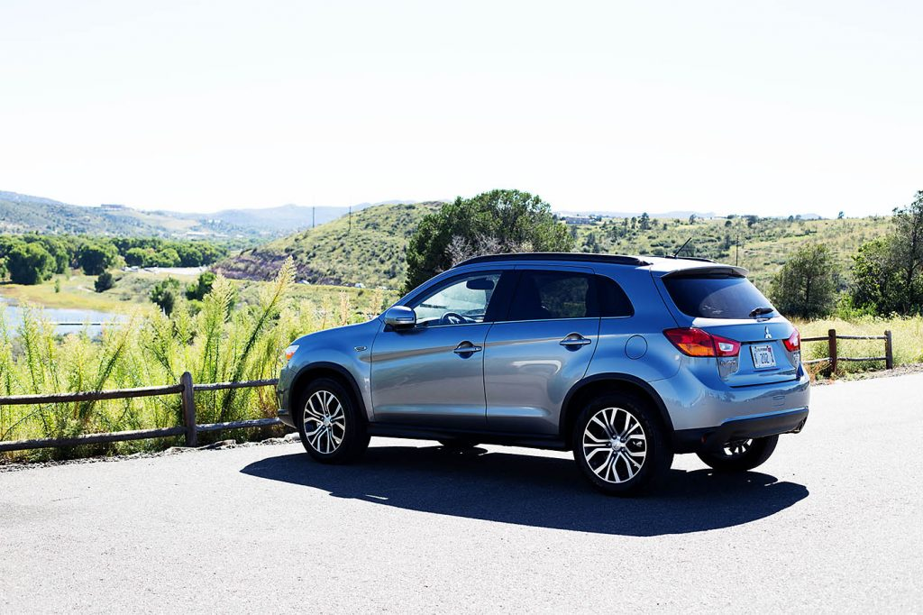 Road trip to Prescott, AZ in the 2016 Mitsubishi Outlander Sport