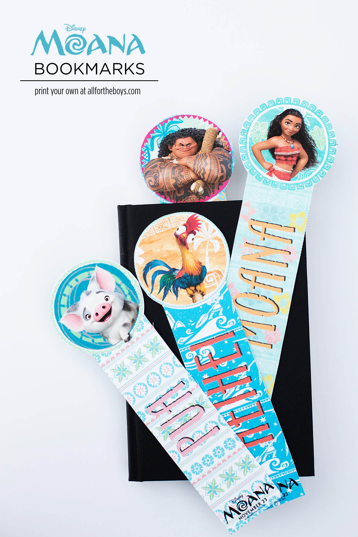 Moana Printable Coloring Pages Bookmarks Maze And Matching Game
