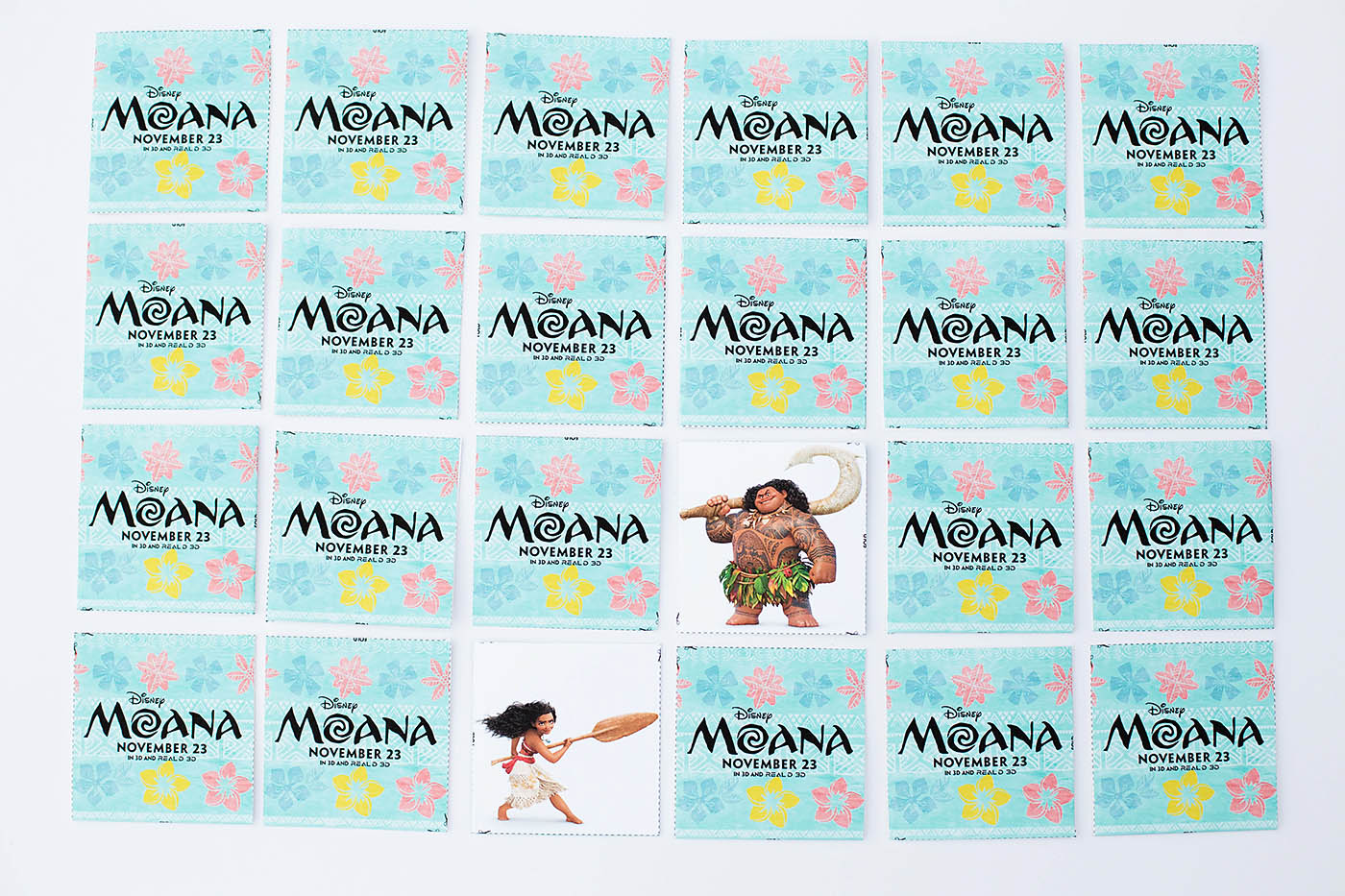Moana Printable Coloring Pages, Maze, Bookmarks & Matching Game ...