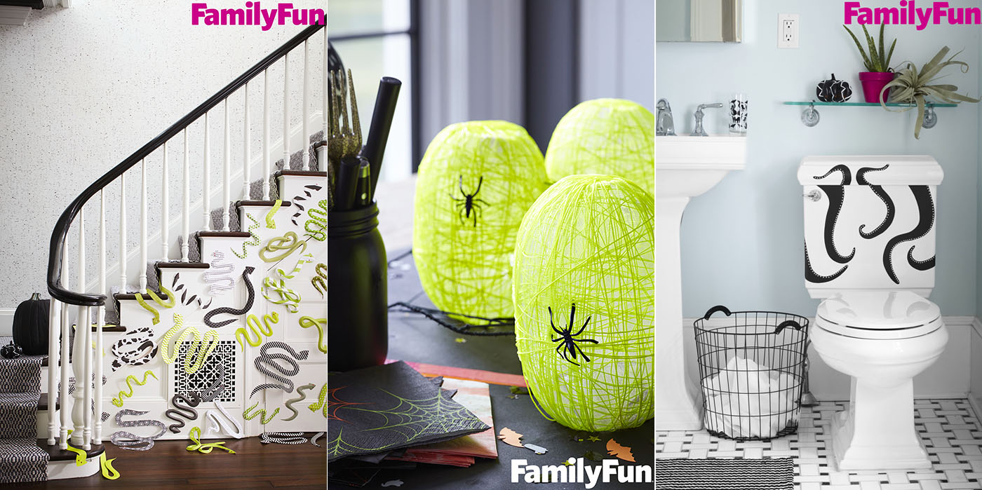 Easy DIY Halloween decor ideas