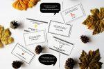 Printable Thanksgiving Lunchbox Joke Notes