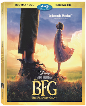 The BFG Blu-ray gift idea