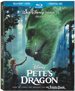Pete's Dragon Blu-ray
