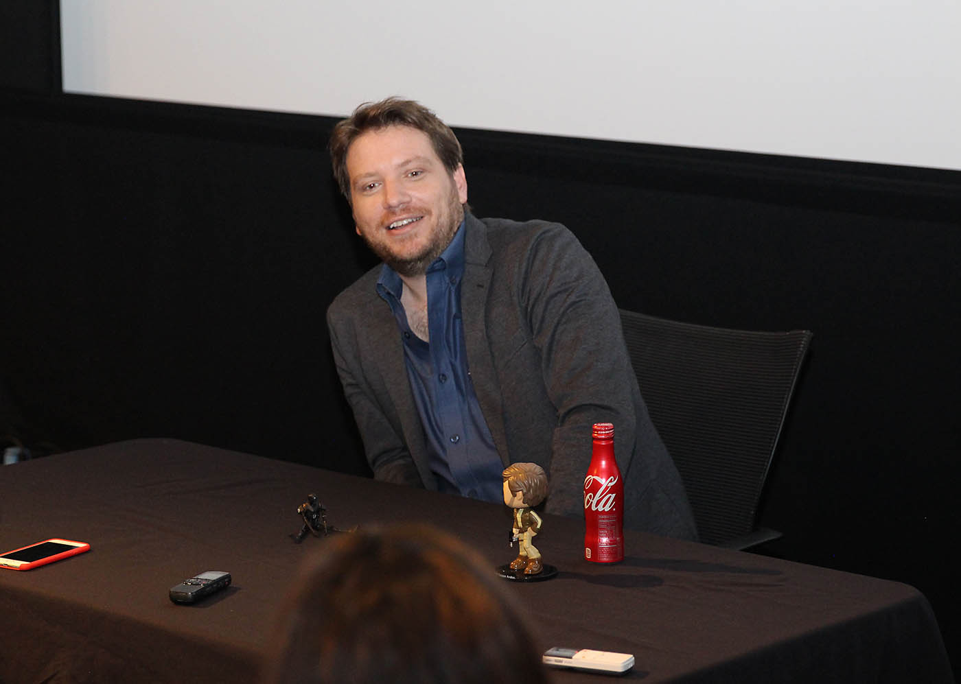 Gareth Edwards #RogueOneEvent Interview