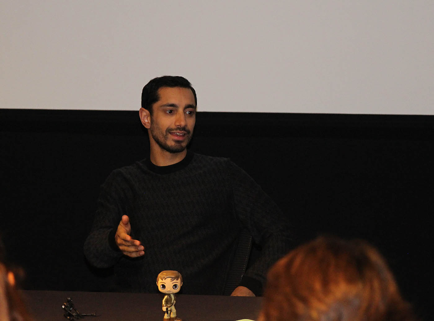 Riz Ahmed #RogueOneEvent Interview