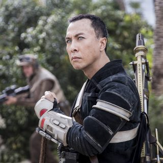 Rogue One Interview with Donnie Yen