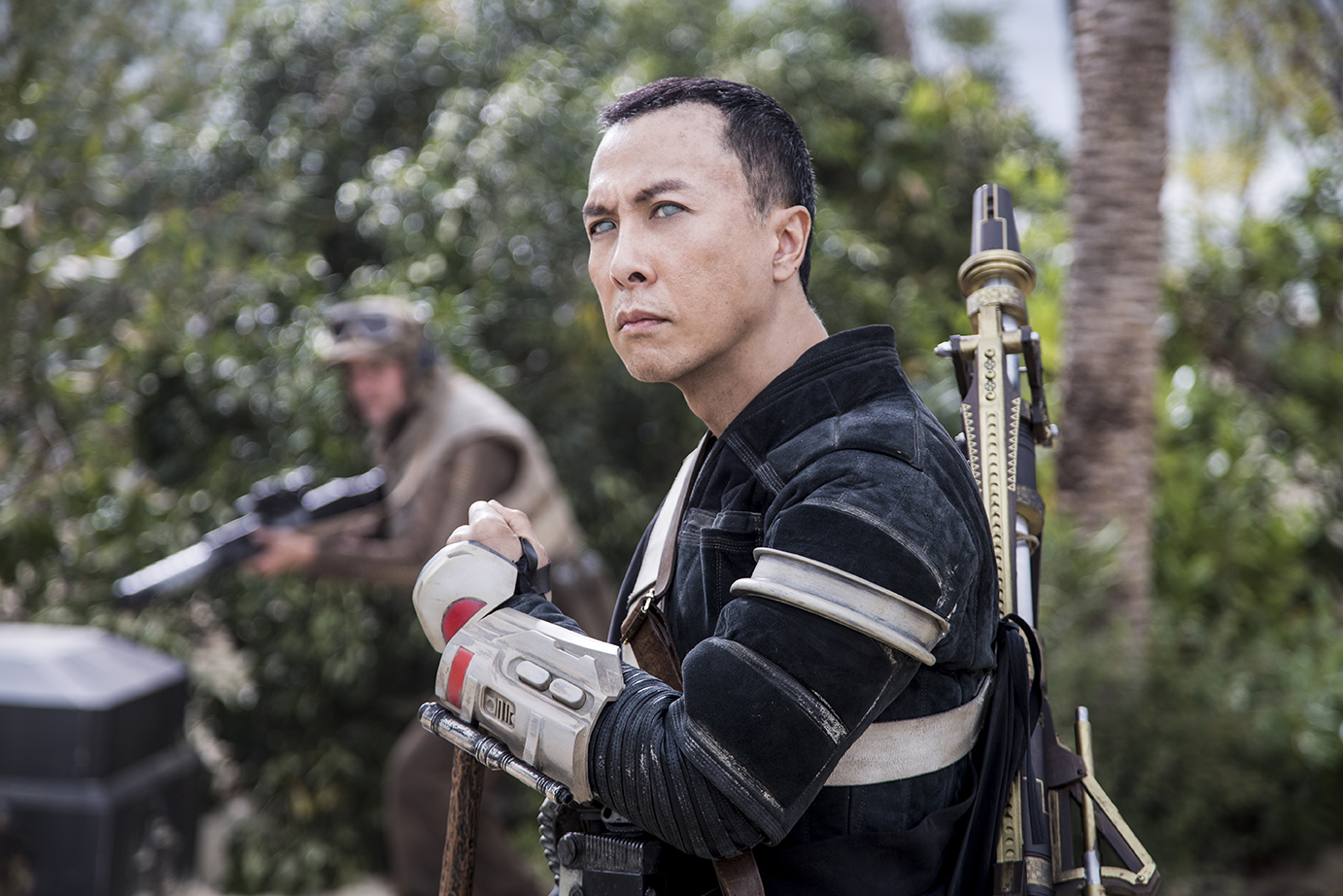 Donnie Yen #RogueOneEvent Interview