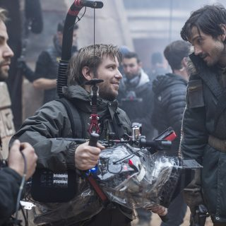 Diego Luna (Cassian Andor) on Filming, Family & Rogue One