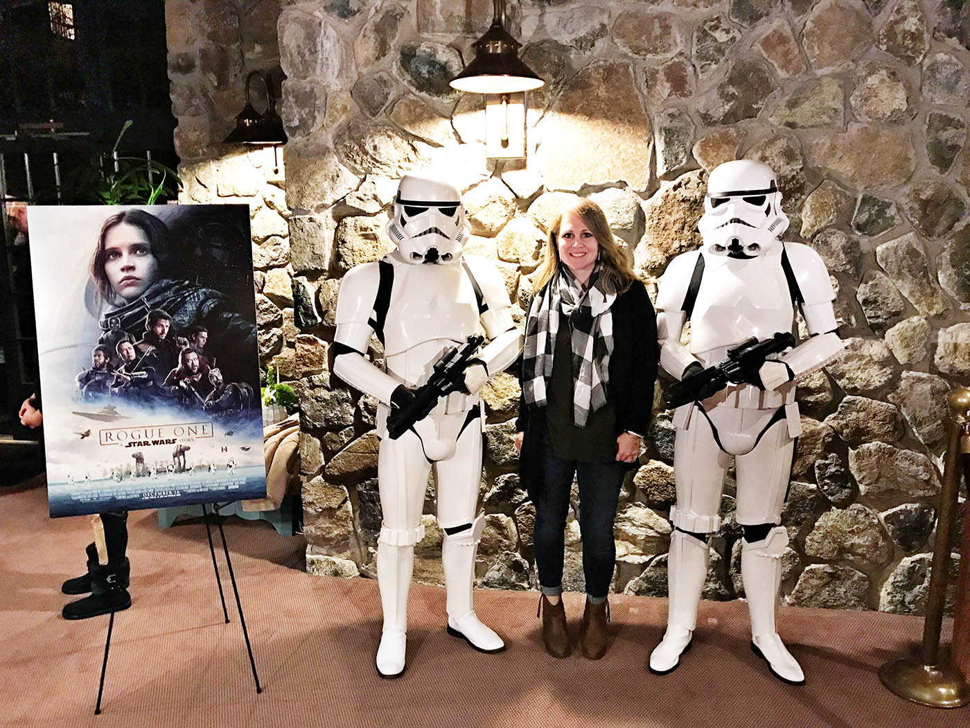 Visiting Skywalker Ranch for the #RogueOneEvent