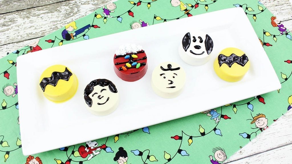 The Peanuts Gang Cookies