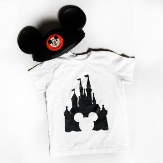 DIY Mickey Tee for Any Disney Event + Phoenix Disney On Ice Promo Code