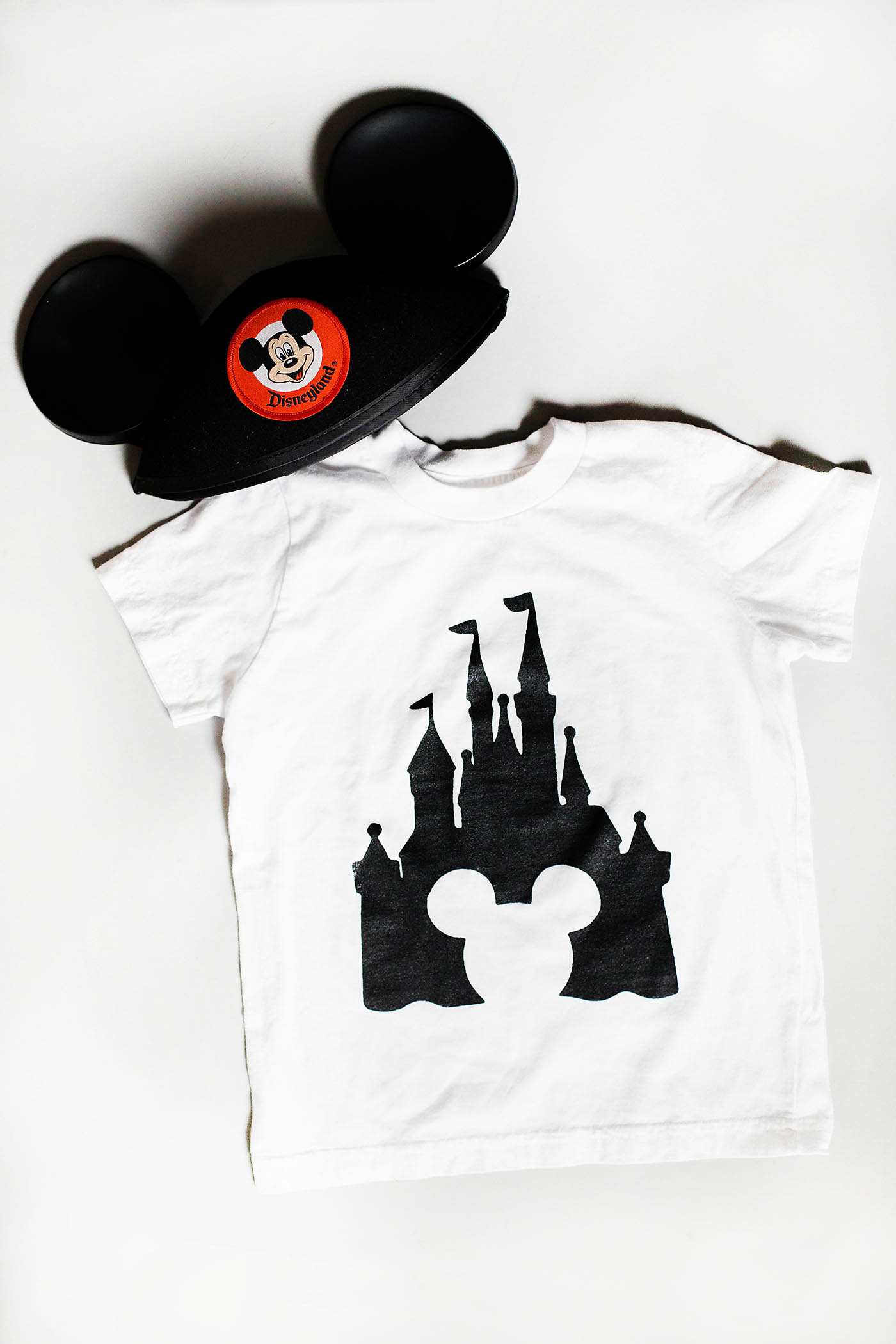 DIY Mickey tee perfect for any Disney event