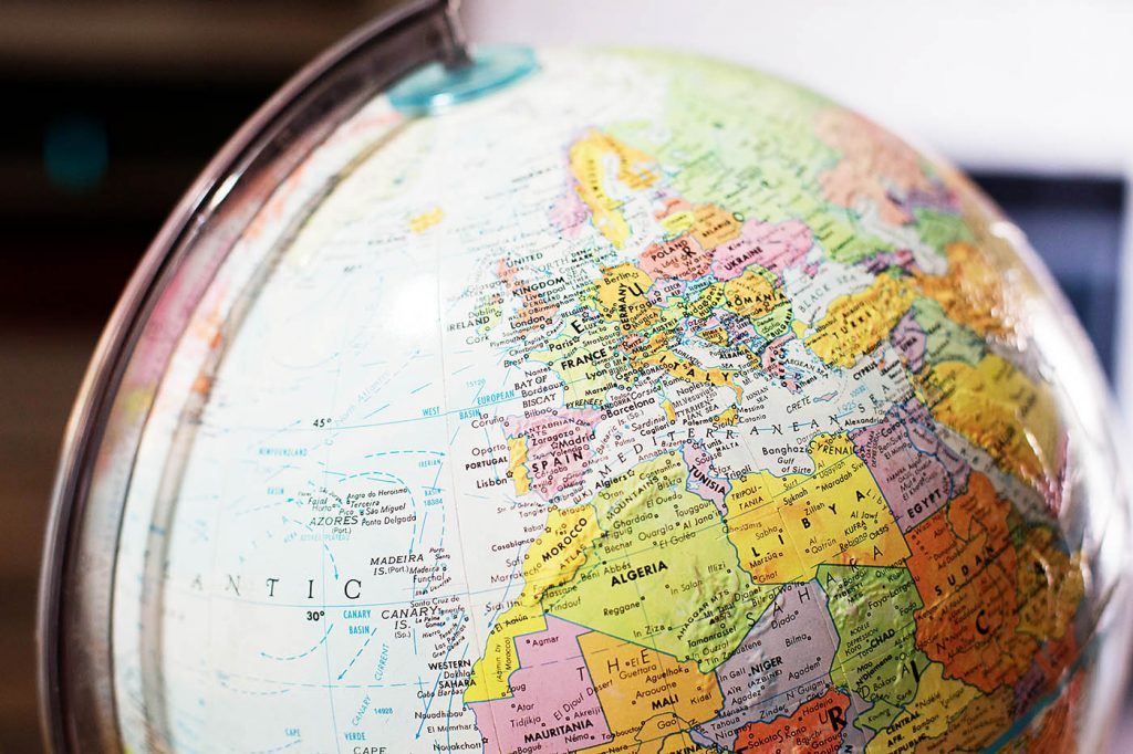 Using GPS Origins (a DNA ancestry kit) to plan family travel