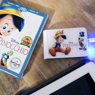 Pinocchio movie night ideas