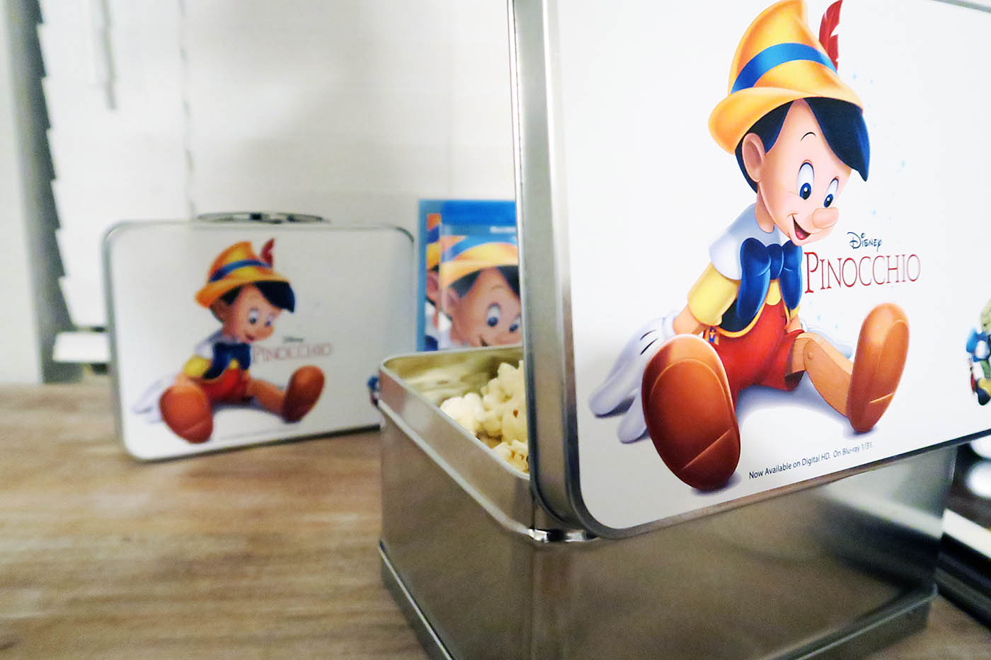 Pinocchio movie night ideas