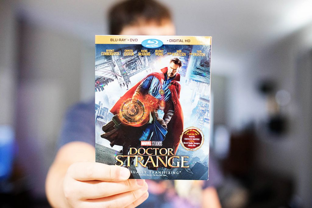 Watch Doctor Strange and Print These Optical Illusions