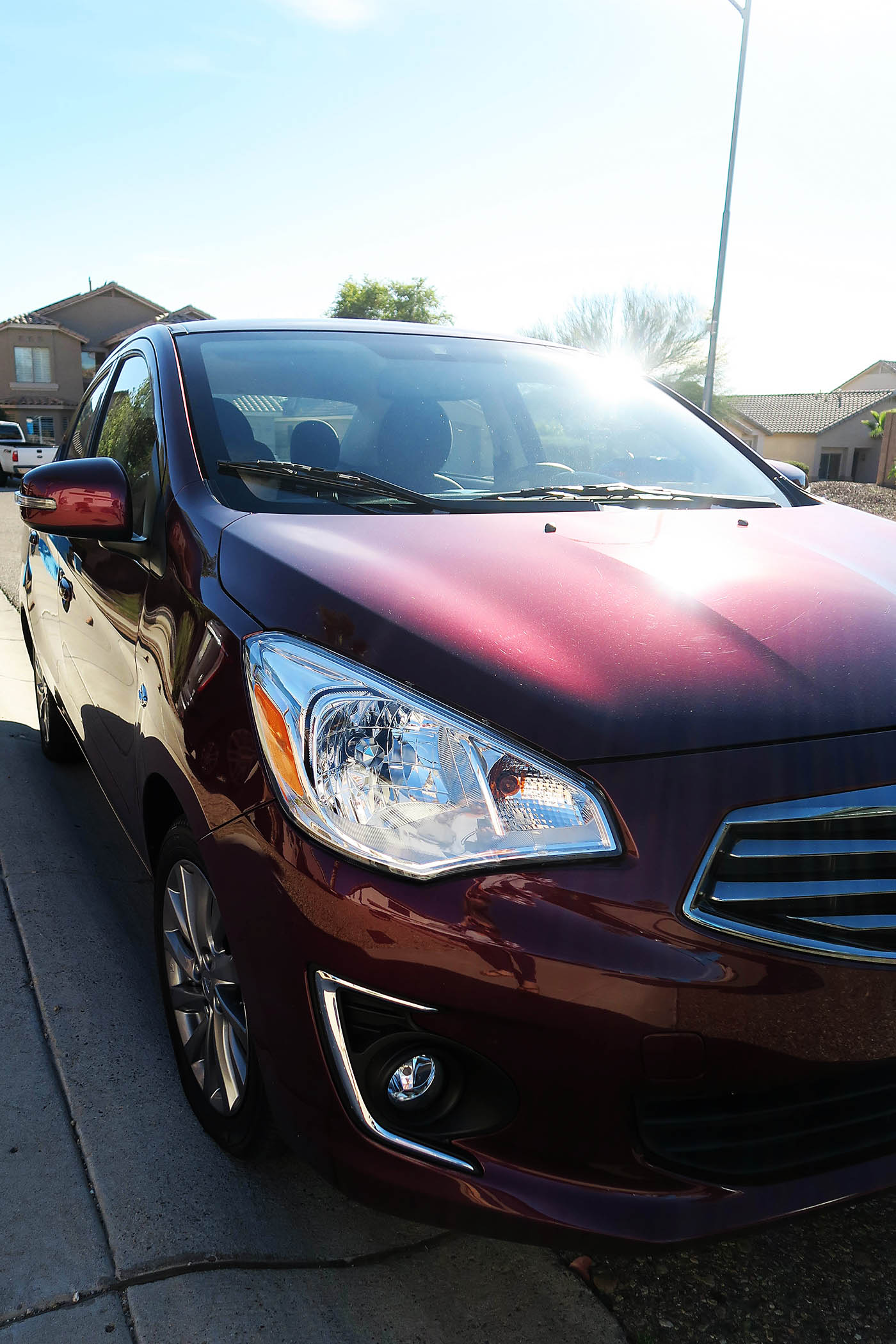 Getting your teen ready for the real world and the 2017 Mitsubishi Mirage G4