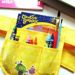 Creative Galaxy Arty's Tool Belt and DIY Valentine Pop Up Card tutorial