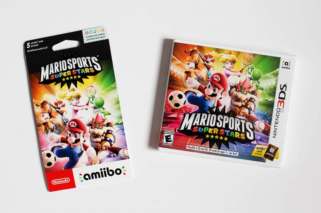 Mario Sports Superstars Overview & Kid Review