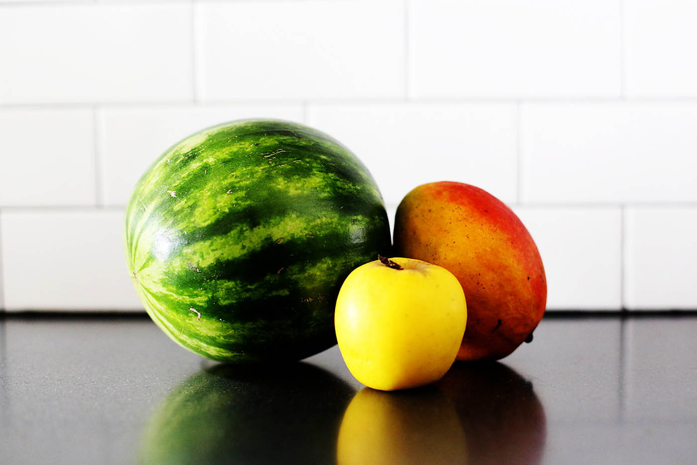 'Otai Inspired Fruit Drink recipe