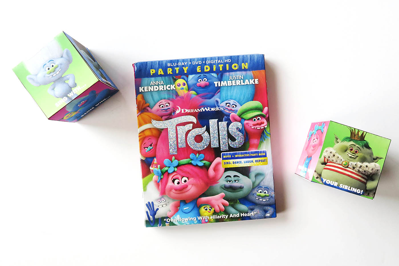 Trolls printable activities
