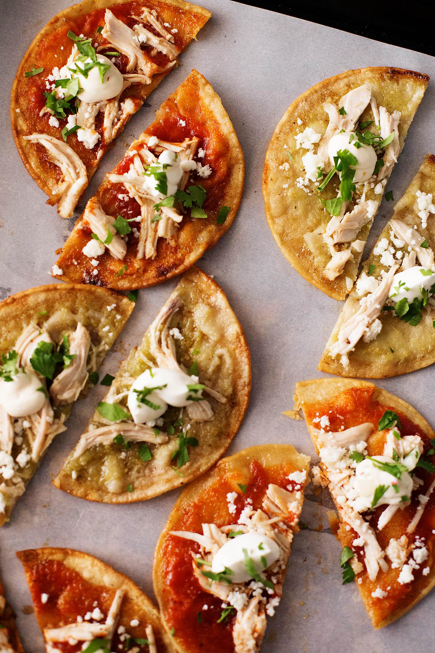 How to make Chalupas Poblanas for Cinco de Mayo