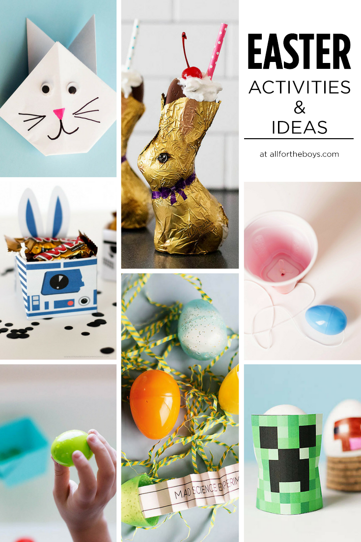Easter activities and ideas