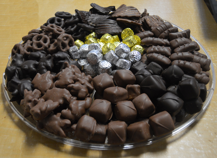 Angell and Phelps Chocolate Factory has been making fine candy since 1925. They offer free tours daily that end with bountiful chocolates to sample.