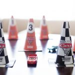 Cars 3 printable race course
