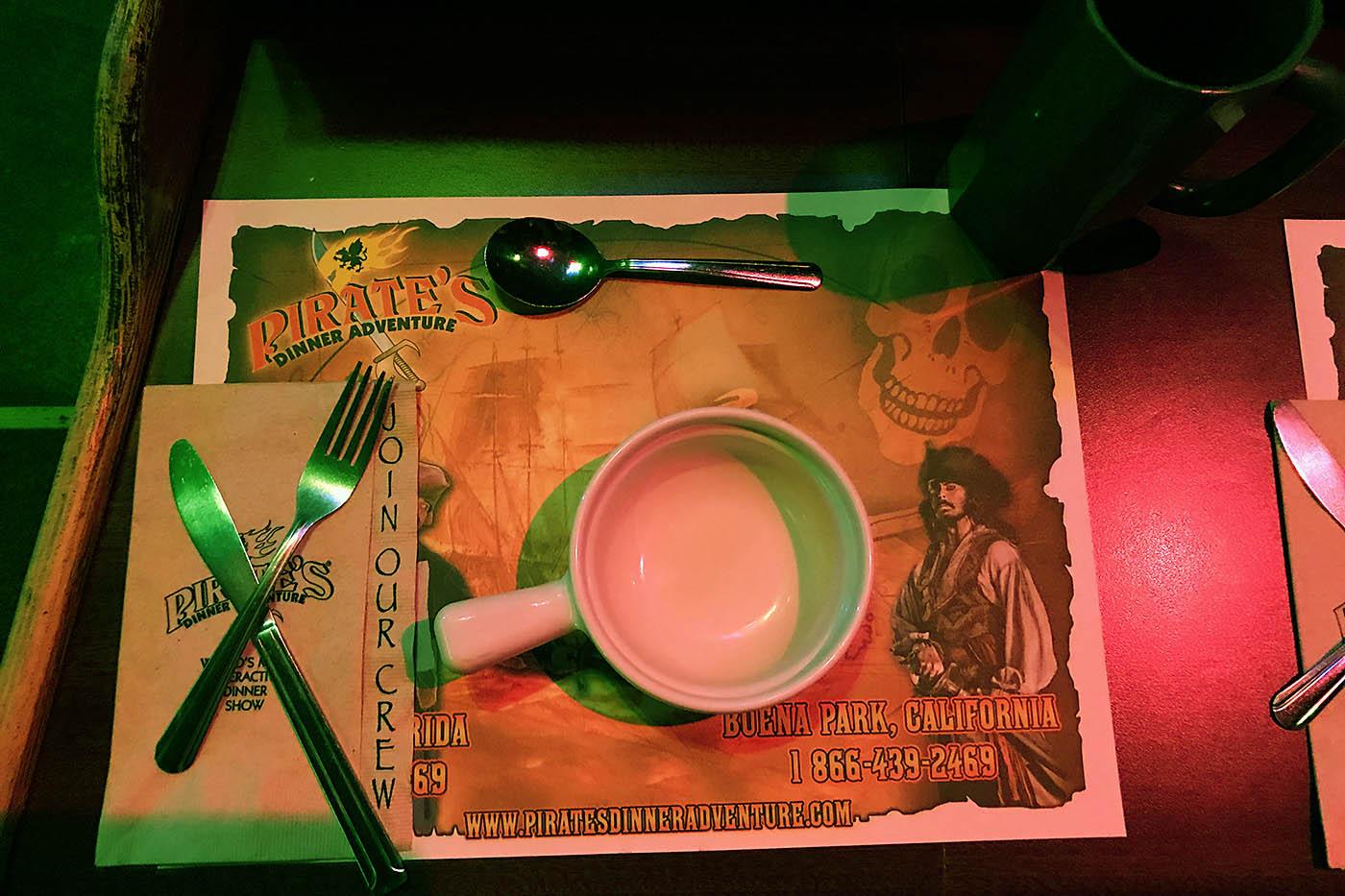 Pirates Dinner Adventure in Buena Park, CA