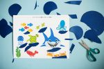 Milestone Monday – Ocean Themed Cutting Craft