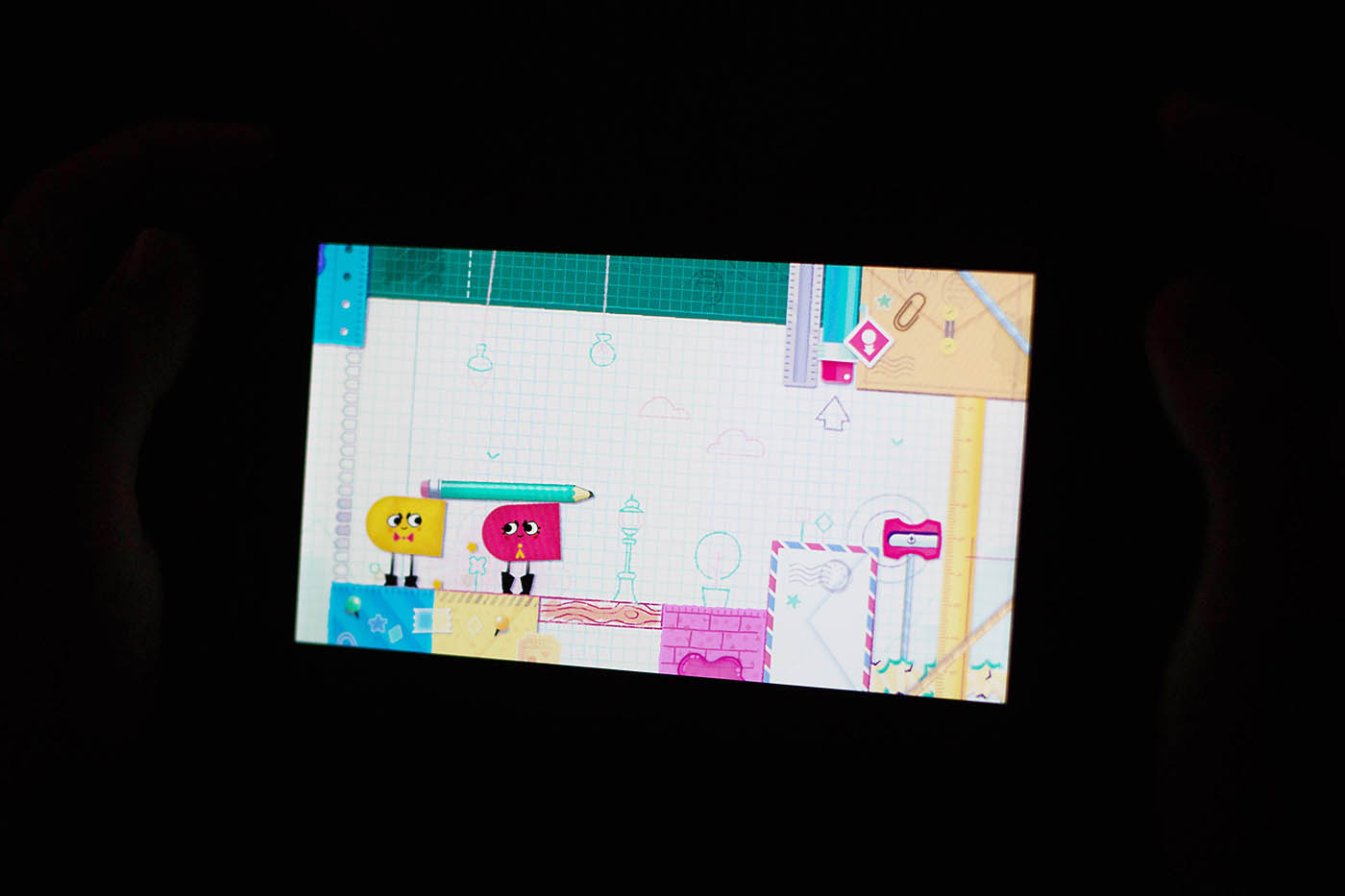 Snipperclips for Nintendo Switch review