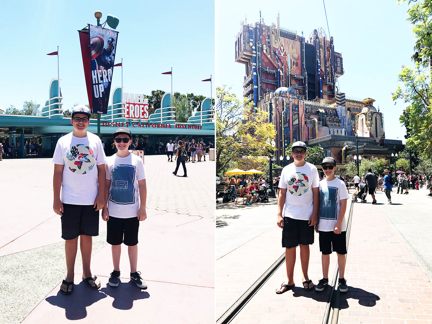 The teen guide to the Summer of Heroes at Disneyland California Adventure