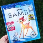 Bambi on Blu-ray