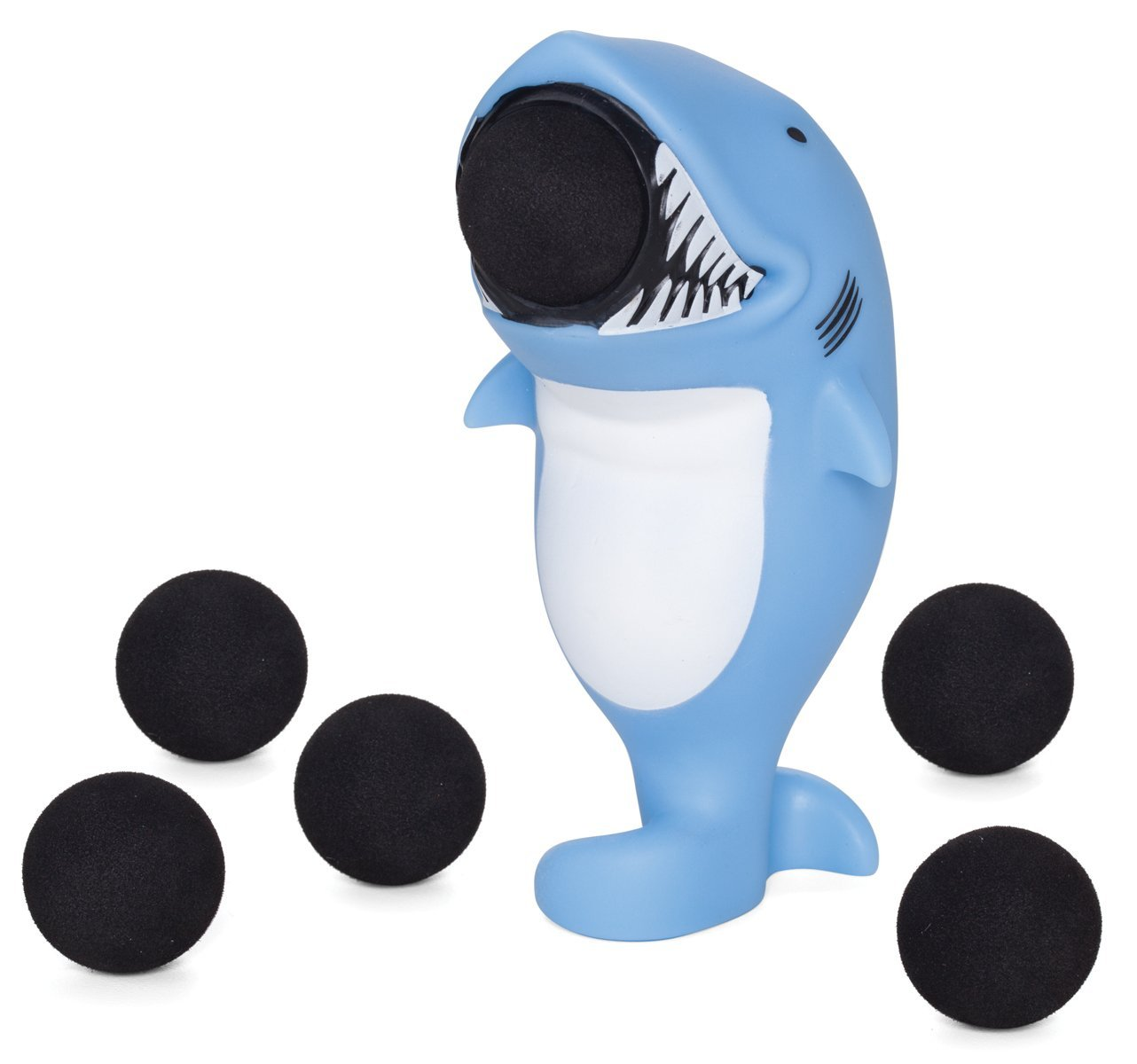 Shark popper toy for shark week