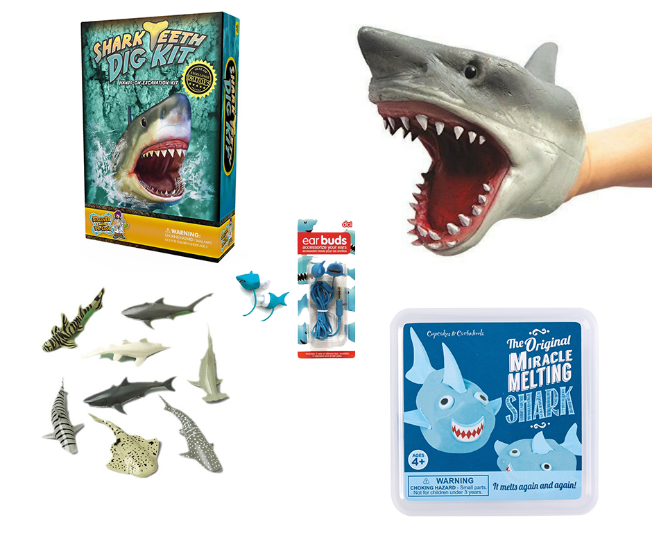Gifts for Shark Lovers Under $15
