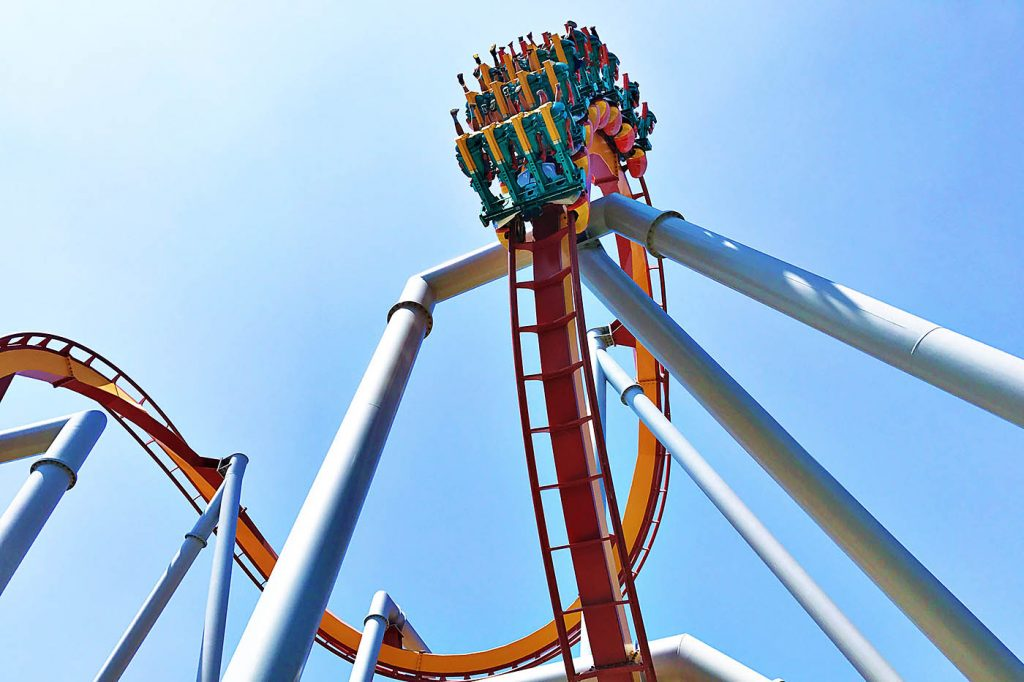 Knott's Berry Farm and Soak City in One Day