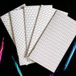 DIY printable doodle notebooks