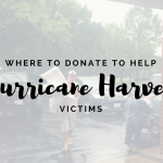 Where to donate to help Hurricane Harvey Victims